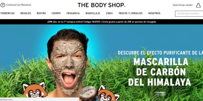 The Body Shop : opiniones sobre la tienda de cosmética online en España