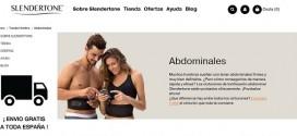 Slendertone España: opiniones 2016 y ofertas en abdominales