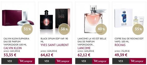 perfumes día de la madre 2016 baratos