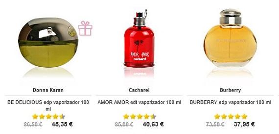 perfumes día de la madre 2016 precios