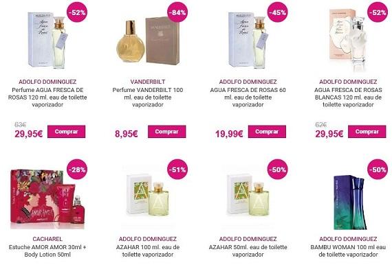 perfumes por menos de 30 euros para ella