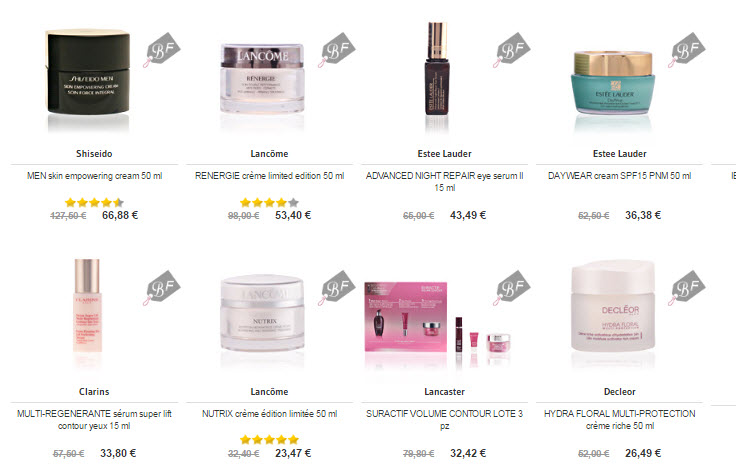 black friday cosmeticos