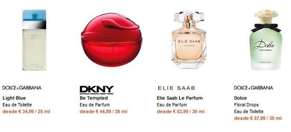 perfumes navidad con envio gratis