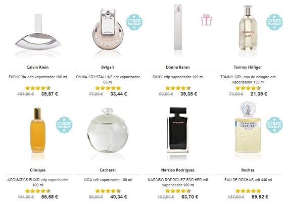 perfumes navidad de marca