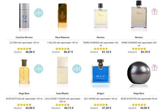 perfumes navidad para el