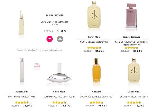perfumes reyes ofertas
