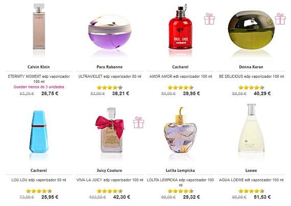 perfumes reyes para ella