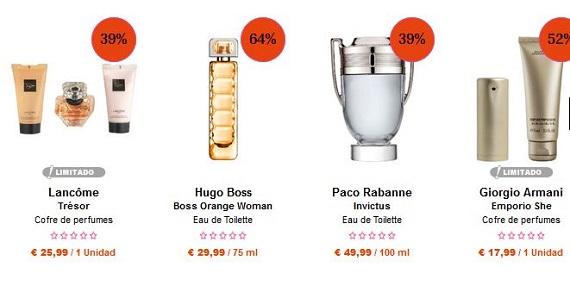 Perfumes San Valentín online