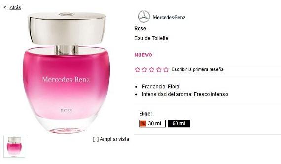 Perfumes San Valentín para ella