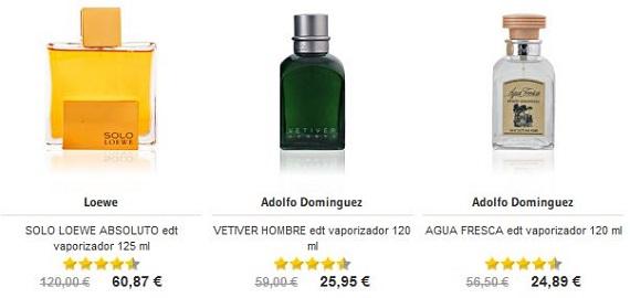 perfumes día del padre precios