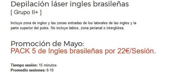 pelostop ingles brasileñas