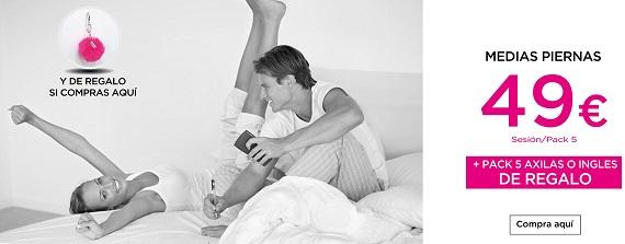 pelostop medias piernas