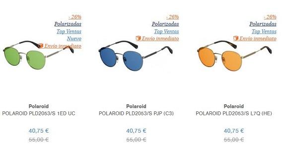 comprar gafas polaroid
