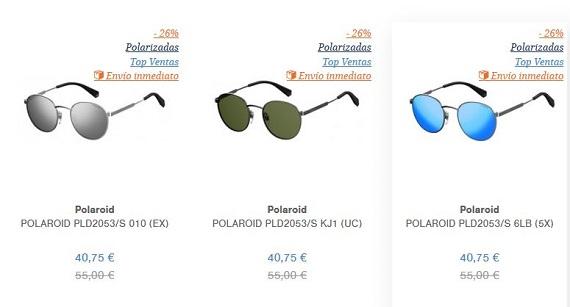 gafas polaroid polarizadas