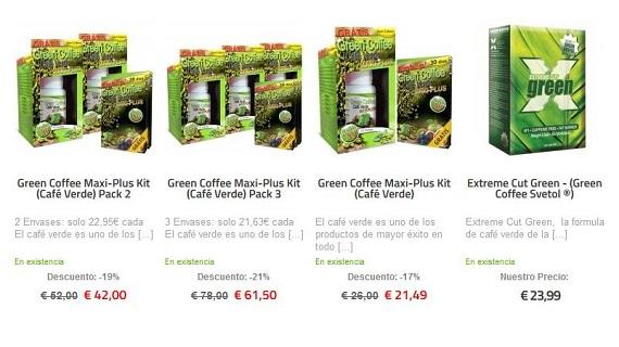 formafit green coffee