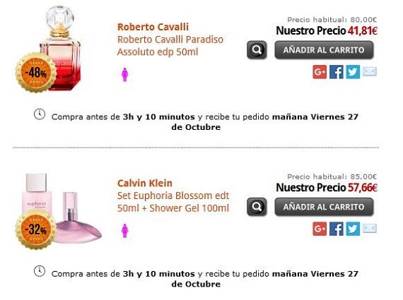 perfumes 24 horas de mujer