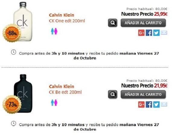 perfumes 24 horas ofertas y promociones