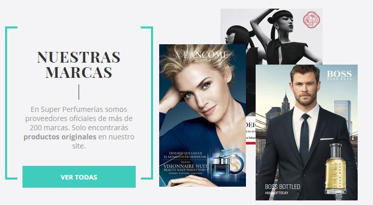 perfumes baratos Reyes 2018