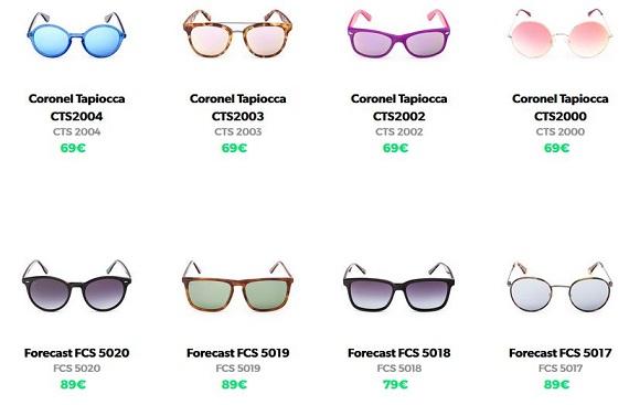 federopticos gafas de sol