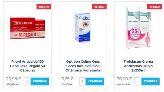 pharmacius ofertas